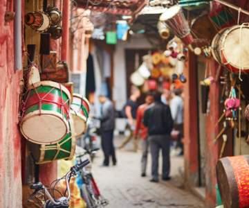 Goedkope vluchten naar marokko nador